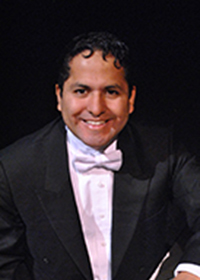 Washington García - Master Class @ Performing Arts Center Recital Hall | San Marcos | Texas | United States
