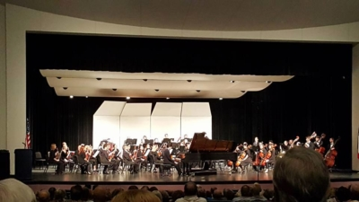 Concerto Winners Finale with the Round Rock Symphony @ Performing Arts Center Patti Strickel Harrison Theatre  | San Marcos | Texas | United States