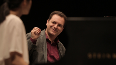 Enrico Elisi - Master Class @ Performing Arts Center Patti Strickel Harrison Theatre | San Marcos | Texas | United States