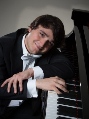 Alessandro Mazzamuto @ Performing Arts Center Recital Hall | San Marcos | Texas | United States