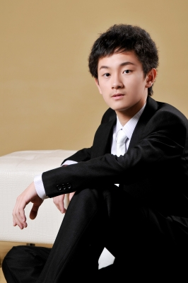 Yi Chen Feng @ Performing Arts Center Recital Hall | San Marcos | Texas | United States
